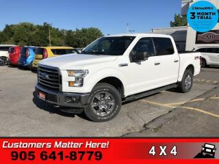 Used 2016 Ford F-150 XLT  XTR-PKG P/SEAT 18 CHROMES  V8 CAM TOW for sale in St. Catharines, ON