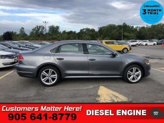 Used 2012 Volkswagen Passat 2.0 TDI Highline for sale in St. Catharines, ON
