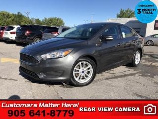 Used 2016 Ford Focus SE  HTD-SEATS ALLOYS POWER GROUP for sale in St. Catharines, ON
