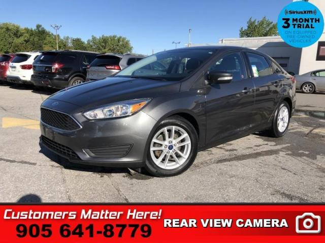 2016 Ford Focus SE  HTD-SEATS ALLOYS POWER GROUP