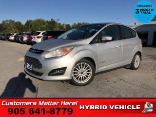Used 2014 Ford C-MAX SEL  HYBRID LEATHER POWER GROUP for sale in St. Catharines, ON