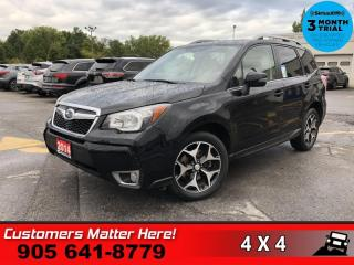 Used 2014 Subaru Forester 2.0XT Touring  TURBO ROOF P/GATE P/SEAT for sale in St. Catharines, ON