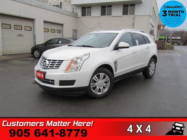 2015 Cadillac SRX Luxury  AWD NAV ROOF BS BOSE P/GATE