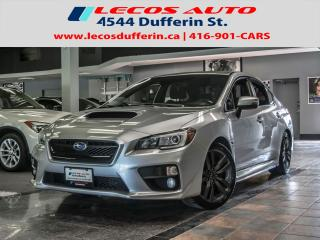 Used 2017 Subaru WRX Sport-tech for sale in North York, ON