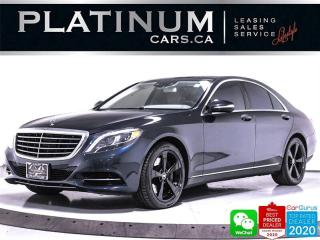 Used 2015 Mercedes-Benz S-Class S550 4MATIC, AWD, NAV, 360 CAM, PANO for sale in Toronto, ON