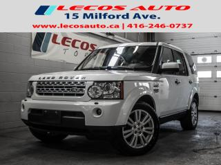 Used 2012 Land Rover LR4 HSE for sale in North York, ON