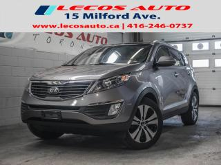 Used 2013 Kia Sportage EX for sale in North York, ON