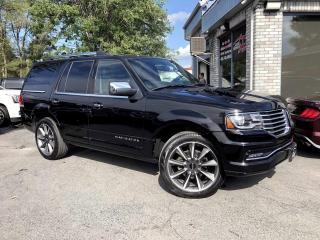 Used 2016 Lincoln Navigator Ultra Reserve 4 portes 4RM Navigation for sale in Longueuil, QC