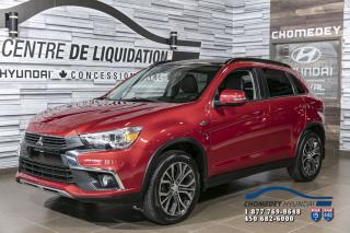 Used 2016 Mitsubishi RVR AWD for sale in Laval, QC