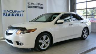Used 2012 Acura TSX Berline 4 portes I4, boîte manuelle for sale in Blainville, QC