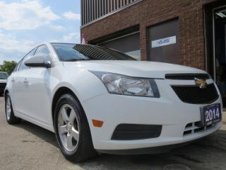 Used 2014 Chevrolet Cruze LT for sale in Scarborough, ON