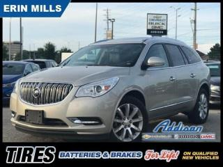 Used 2013 Buick Enclave AWD Navi|Vent Seats|Dual Roof|20-Inch Wheels| for sale in Mississauga, ON