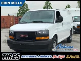 Used 2019 GMC Savana 2500 135 Wheelbase REAR CAM|V6|LOW KM| for sale in Mississauga, ON