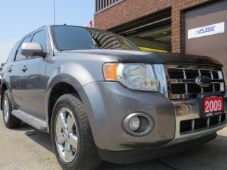 Used 2009 Ford Escape Limited for sale in Scarborough, ON