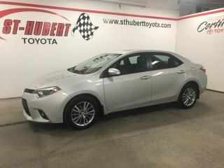 Used 2014 Toyota Corolla 2014 Toyota Corolla - TOIT OUVRANT for sale in St-Hubert, QC