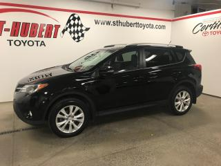 Used 2015 Toyota RAV4 2015  RAV4 - AWD, Limited, NAVIGATION for sale in St-Hubert, QC