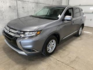 Used 2018 Mitsubishi Outlander ES AWD APPLE CAR ANDROID AUTO CAMERA DE RECUL BLUETOOTH SIEGES CHAUFFANTS for sale in Lévis, QC