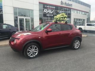 Used 2011 Nissan Juke 2011 Nissan Juke - 5dr Wgn I4 CVT SV AWD for sale in St-Hubert, QC
