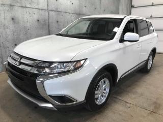 Used 2018 Mitsubishi Outlander ES APPLE CAR ANDROID AUTO CAMERA SIEGES CHAUFFANT BLUETOOTH for sale in St-Nicolas, QC