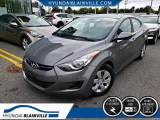 Used 2013 Hyundai Elantra Manuel , démarreur , groupe electrique for sale in Blainville, QC