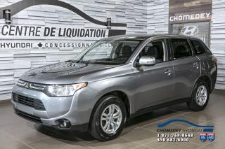 Used 2014 Mitsubishi Outlander SE for sale in Laval, QC