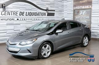 Used 2018 Chevrolet Volt LT for sale in Laval, QC