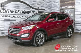 Used 2016 Hyundai Santa Fe Sport SE+TOIT+MAGS for sale in Laval, QC