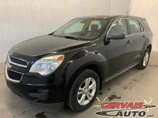 Used 2015 Chevrolet Equinox LS AWD Mags A/C Bluetooth for sale in Trois-Rivières, QC