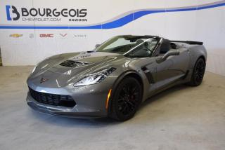 Used 2016 Chevrolet Corvette *** Z06, CONVERTIBLE, 4 pneus NEUF*** for sale in Rawdon, QC