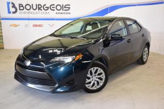 Used 2018 Toyota Corolla LE *** Sièges chauffants, caméra de recul *** for sale in Rawdon, QC