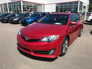 Used 2012 Toyota Camry SE for sale in Québec, QC