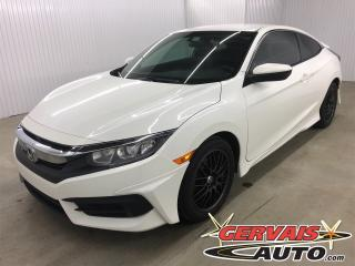 Used 2016 Honda Civic LX A/C KIT AERO MAGS for sale in Shawinigan, QC
