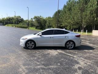 Used 2017 Hyundai Elantra Limited FWD for sale in Cayuga, ON