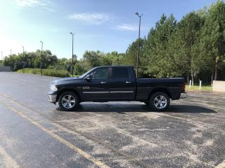Used 2016 RAM 1500 SLT CREW CAB 4X4 for sale in Cayuga, ON