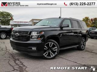 New 2020 Chevrolet Tahoe LT  - Sunroof - RST Edition for sale in Ottawa, ON
