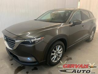 Used 2016 Mazda CX-9 GS-L AWD GPS Cuir Toit Ouvrant MAGS 7 Passagers for sale in Shawinigan, QC