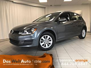 Used 2016 Volkswagen Golf 1.8 TSI Trend, Gr. Électrique, A/C, Automatique for sale in Sherbrooke, QC