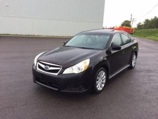 Used 2010 Subaru Legacy Berline 4 portes, boîte manuelle 2.5i for sale in Quebec, QC