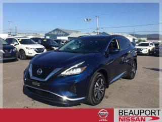 Used 2019 Nissan Murano SV AWD ***TOIT + NAVIGATION*** for sale in Beauport, QC