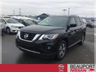 Used 2019 Nissan Pathfinder SV TECH 4WD ***17 820 KM*** for sale in Beauport, QC