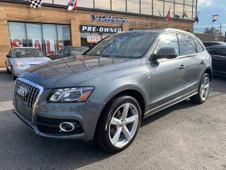 Used 2012 Audi Q5 2012 Audi Q5 - quattro 4dr2.0L Premium Plus S-Line for sale in North York, ON