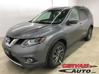 Used 2016 Nissan Rogue SL AWD GPS MAGS CUIR TOIT CAMÉRA DE RECUL for sale in Shawinigan, QC