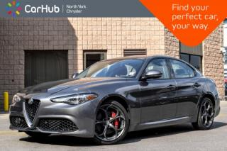 Used 2018 Alfa Romeo Giulia Ti Sport|Ti.Sport,Performance,Driver.Assist,Ambient.Light.Pkgs| for sale in Thornhill, ON