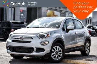 Used 2016 Fiat 500 X Pop Hands-Free.Conve.Pkg Bluetooth SiriusXM Voice.Command Keyless.Entry  for sale in Thornhill, ON