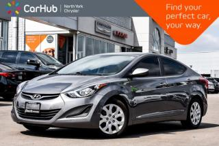 Used 2014 Hyundai Elantra GL for sale in Thornhill, ON