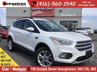 Used 2017 Ford Escape SE NAVI | BU CAM | FOGS | BLUE TOOTH for sale in Georgetown, ON