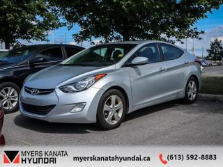 Used 2013 Hyundai Elantra GLS  - $70 B/W for sale in Ottawa, ON