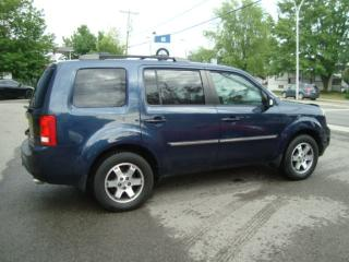 Used 2009 Honda Pilot Touring awd bluetooth navigatio for sale in Ste-Thérèse, QC
