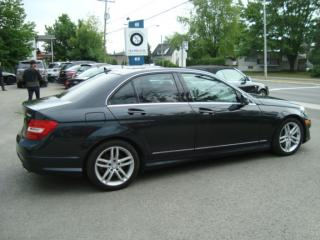 Used 2014 Mercedes-Benz C-Class C 300 sport pack 4matic for sale in Ste-Thérèse, QC