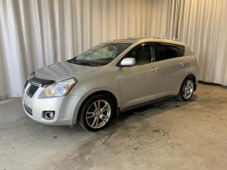 Used 2009 Pontiac Vibe Familiale 4 portes, transmission intégra for sale in Sherbrooke, QC